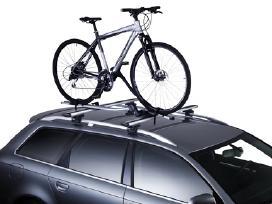 Thule dviračių laikikliai skersiniai bagažinės
