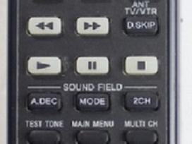 Ieskau sony rm-u306 arba rm-pp506 distancinio