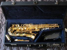 Saksofonas altas yamaha-275 idealios bukles