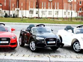 Elektromobilis vaikams Audi A3 Licenzijuotas