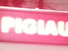 Reklaminė led lenta