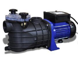 Elektrinis Baseino Siurblys 500 W, Mėlynas, vidaxl