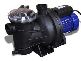 Elektrinis Baseino Siurblys 1 200 W, vidaxl