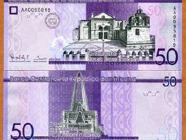Dominikos Respublika 50 Pesos 2014m. P189 Unc
