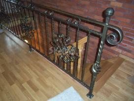 Tvoros vartai tureklai ir kiti metalo gaminiai
