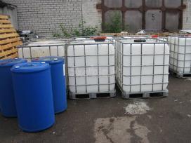 Ibc konteineriai 1000 litru.bei kitos talpyklos