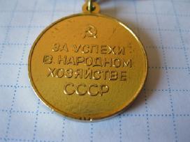 Medaliukas.žr. foto.
