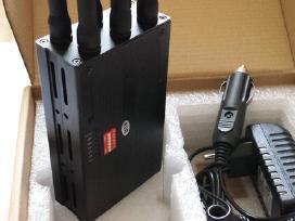 Gsm/3g/4G/GPS trackeriu blokatorius - slopintuvas