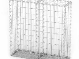 Gabionas, 100 x 100 x 30 cm, vidaxl