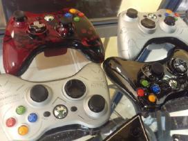 Mažai naudoti Xbox 360 Limited Edition pulteliai