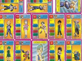 Perku Dbz (Dragon Ball)korteles, Pokemon kepsai