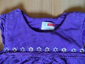Violetinė ryški suknytė 3 Eur