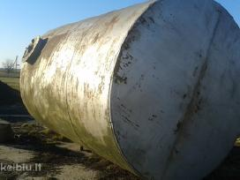Cisterna backa talpykla 25 m3 (kubai) Atvezu
