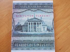 Knyga. Lietuvos pinigai 1915-1941