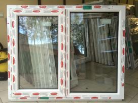Naudoti langai, nauji ir naudoti langai.