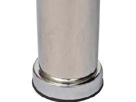 Stiklinis Kavos Staliukas, 2 Lygių, vidaxl