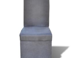 2 Valgomojo Kėdžių Komplektas, vidaxl