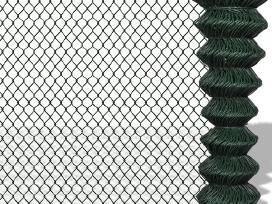 Tinklinė Tvora 1 x 15 m Žalia vidaxl