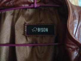 Bison firmos originali 54 dydžio odinė striukė
