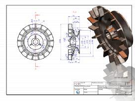 Brėžinių braižymas (Autocad, Solidworks)