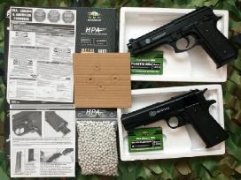 Vienašūviai airsoft pistoletai - gera dovana