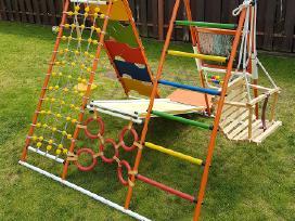Lauko ir namų sporto kompleksas vaikams