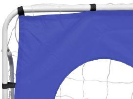 Futbolo Vartai su Treniruočių Siena, vidaxl