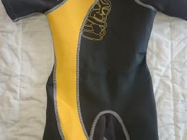 Nauji ir deveti hidro kostiumai