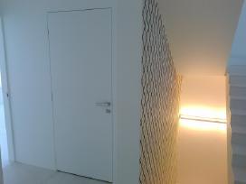 Duru montavimas Laminuotos durys Staliaus paslauga