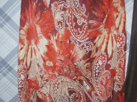 Ilgas vasarinis sijonas