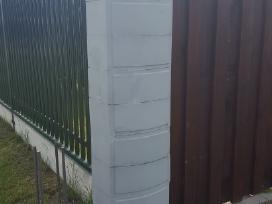 Tvoros stulpelio sablonas