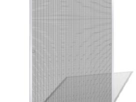 Tinklelis nuo Vabzdžių su Rėmu 100x120 cm vidaxl