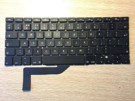MacBook, MacBook Pro, MacBook Air klaviaturos