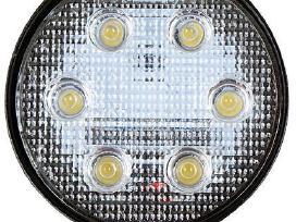 12/24V Darbinis LED žibintas 18W