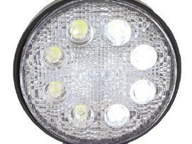 12/24V Darbinis LED žibintas 24W