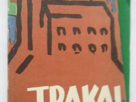 Krasto apsauga,turistine literatura
