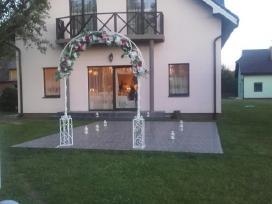 Pirties ir pokylių salės nuoma Klaipėdos r.
