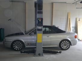 Pilnas automobilio remontas