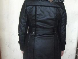 Ilgas žieminis paltukas m/l