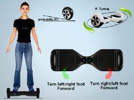 Balansinis Riedis 8 colių ratai