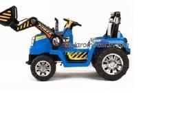 Elektrinis traktorius vaikams! Super Kaina!