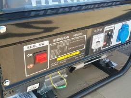 Elektros generatorius Herkmann 3,7kw