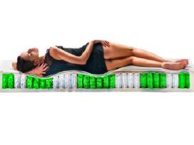 Nauji Pocket čiužiniai su Aloe Vera nuo 95€