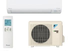 Oro kondicionierių ir šilumos siurblių montavimas.