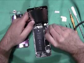 iPhone 4 ekranas su garantija Kaune