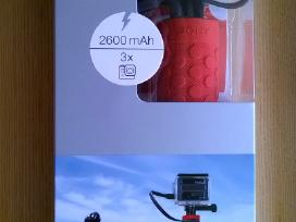 Joby Action Battery Grip, Go Pro laikiklis camera,