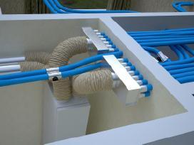 Rekuperacinės vėdinimo sistemos.montavimas,prekyba