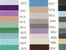 100m ilgio spalvų paletė