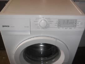 Gorenje siaura skalbimo masina