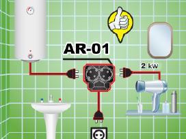 Automatinis tinklo apkrovos reguliatorius